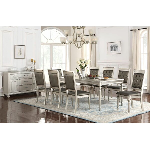 Blumer 9 Piece Dining Set by Rosdorf Park