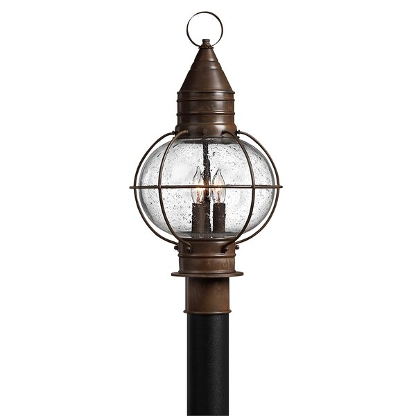 Jolie 3-Light Lantern Head by Longshore Tides