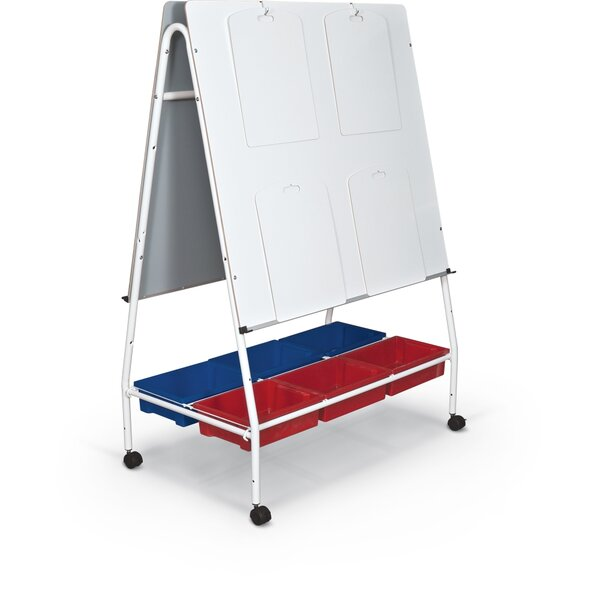 Marker Folding Board Easel by Best-Rite®