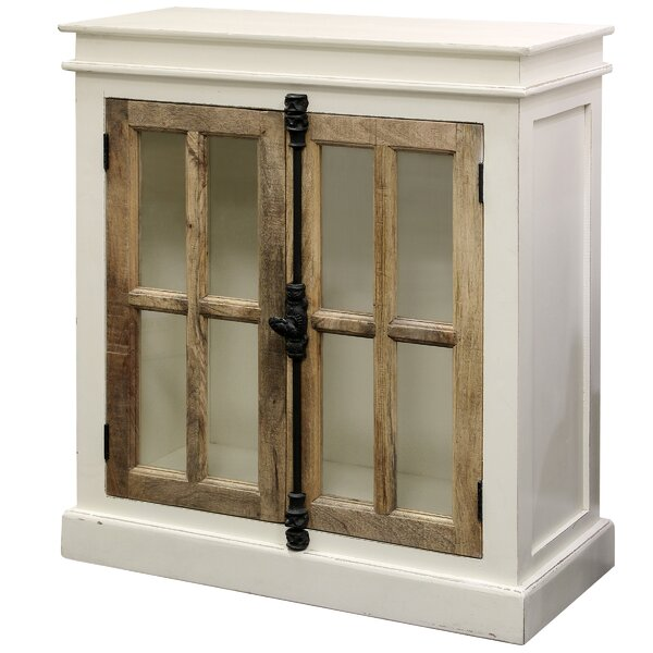 Faunsdale 2 Door Accent Cabinet