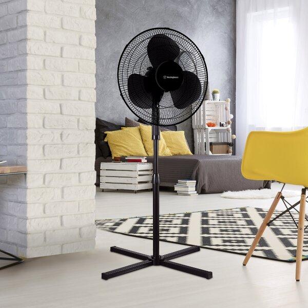 Desk 16 Pedestal Fan by Westinghouse