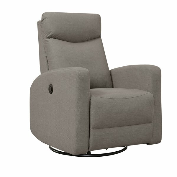 Willia Power Swivel Recliner by Ebern Designs