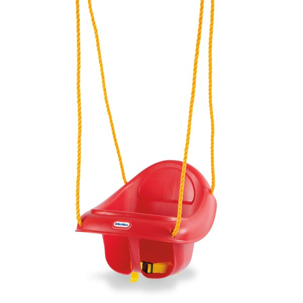 High Back Toddler Swing by Little Tikes