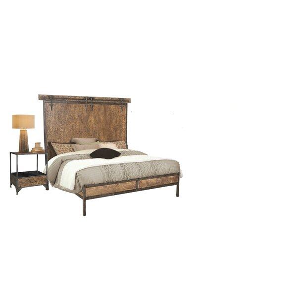 Hessler Queen Sleigh 2 Piece Bedroom Set by 17 Stories