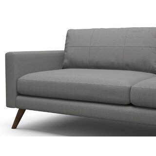 "Dane 90"" Sofa with Chaise by TrueModern SKU:BD309199 Order"