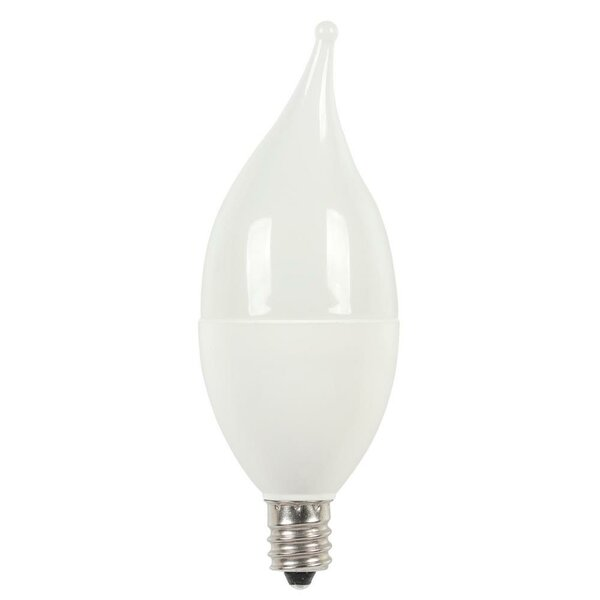 5W E12/Candelabra LED Light Bulb by Westinghouse Lighting