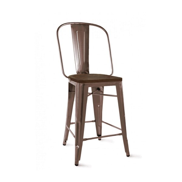 Halie 24 Bar Stool (Set of 4) by Trent Austin Design