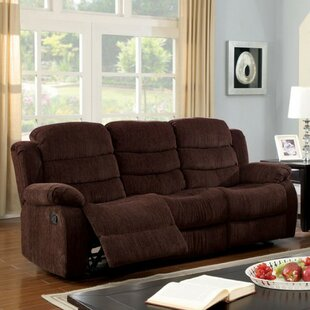 Ciaran Motion Reclining Sofa Red Barrel Studio