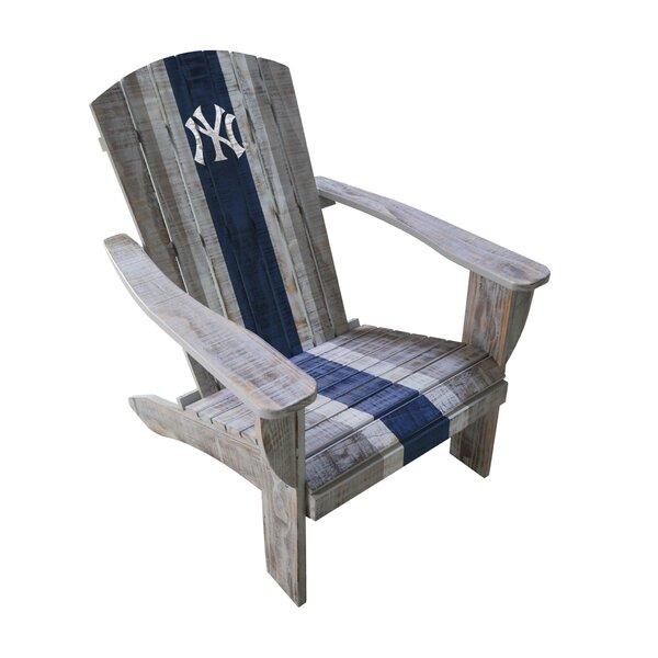 MLB Wood Adirondack Chair by Imperial International