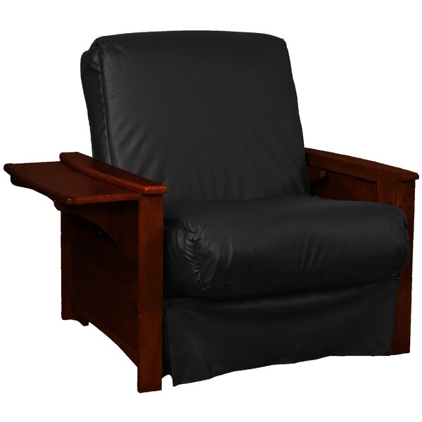 Valet Perfect Convertible Futon Chair By Epic Furnishings LLC by Epic Furnishings LLC Best Choices