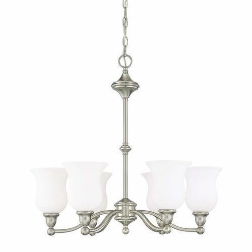 Frison 6-Light Shaded Classic / Traditional Chandelier By Red Barrel Studio