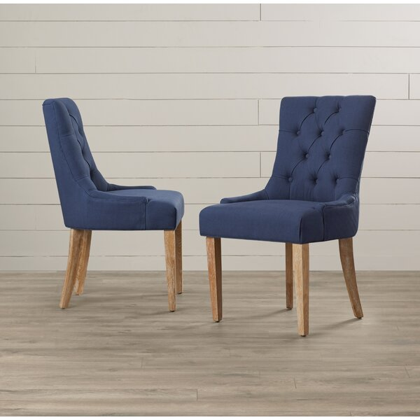 Abbey Dining Chair (Set of 2) by One Allium Way