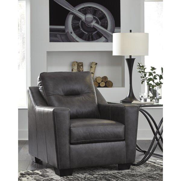 Cabrini Club Chair by Latitude Run