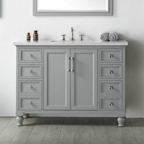 Pondella 48 Single Bathroom Vanity by Gracie Oaks