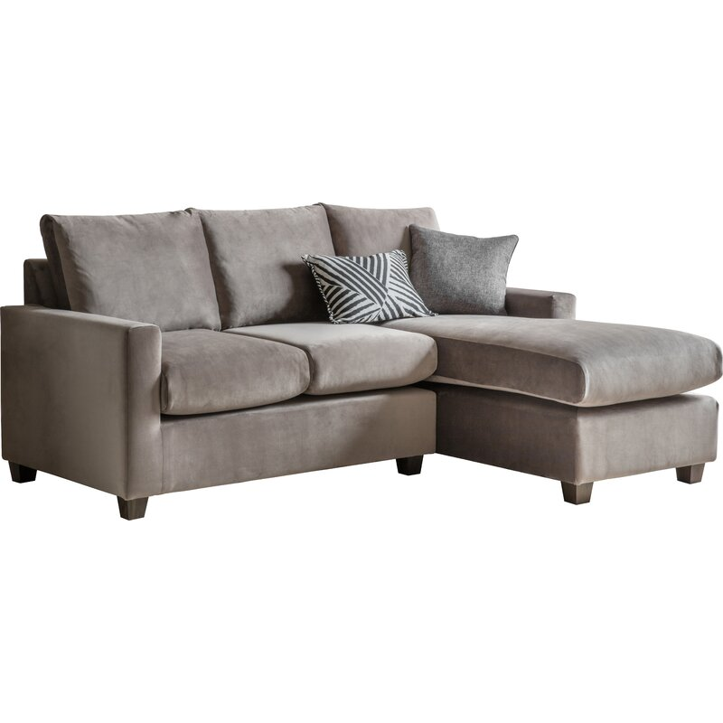 Corner Sofa Sale London: Wayfair Custom Upholstery Stratford Corner Sofa