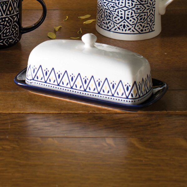 Nelsonville Butter Dish by Red Barrel Studio