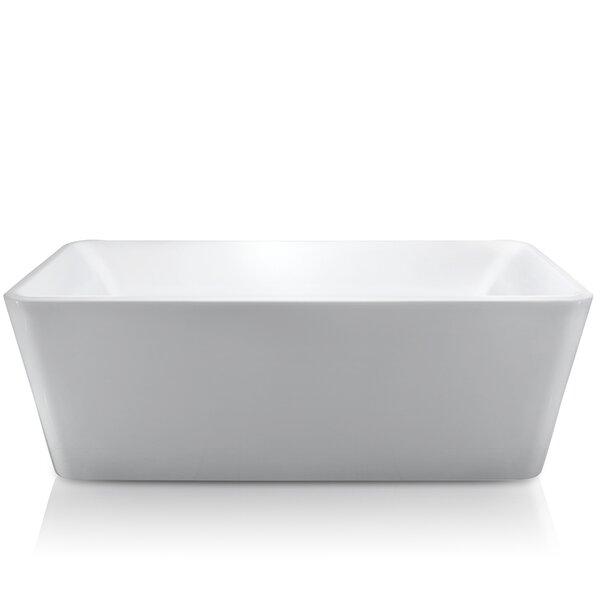 66.93 x 33.46 Soaking Bathtub by AKDY