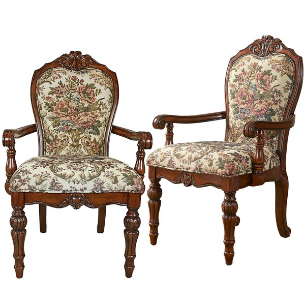 Queensberry Armchair (Set of 2) by Design Toscano