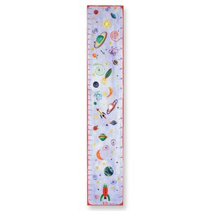 The Kids Room Celestial Growth Chart by Stupell Industries