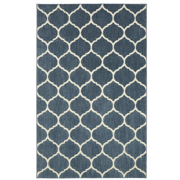 Kalispell Blue Area Rug by Mohawk Home