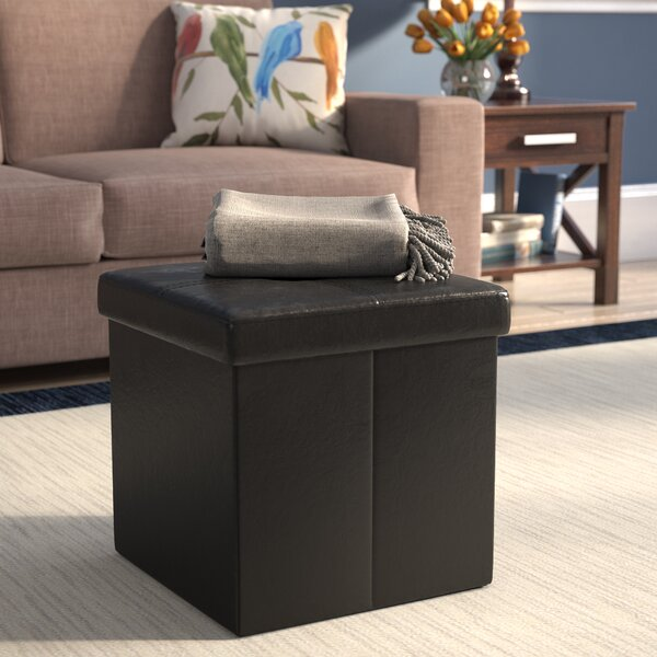 Rockville Storage Ottoman By Andover Mills