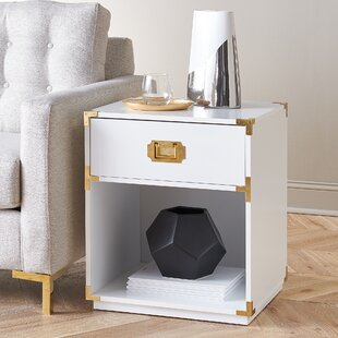 Reviews Kelly End Table ByWilla Arlo Interiors