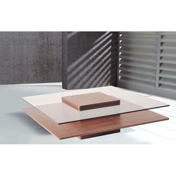 Stepp Floor Shelf Coffee Table By Orren Ellis