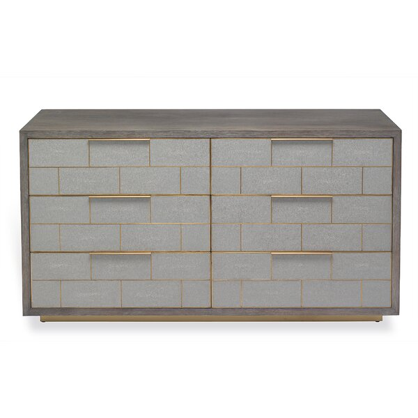 Fabienne 6 Drawer Accent Chest by Interlude