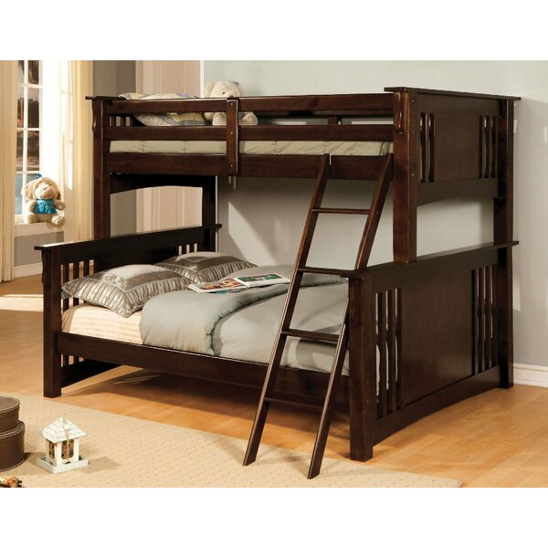 Tenny Twin Over Full Standard Bed by Harriet Bee