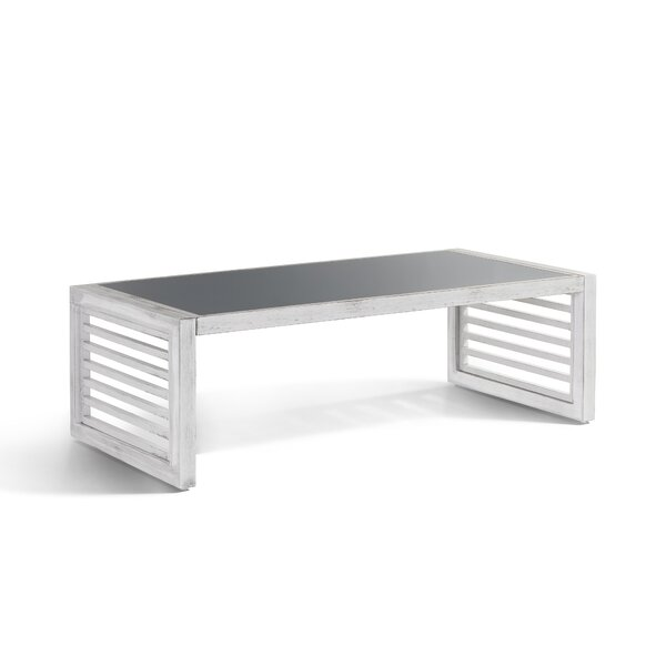 Mciver Coffee Table by Rosecliff Heights