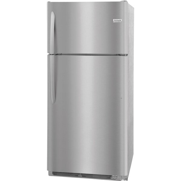 18.1 cu. ft. Top Freezer Refrigerator with LED Lighting by Frigidaire