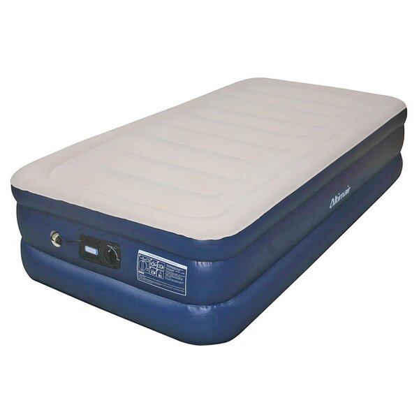 Keystone 18 Raised Air Mattress with Built In Pump by Airtek Air Beds & Mattresses