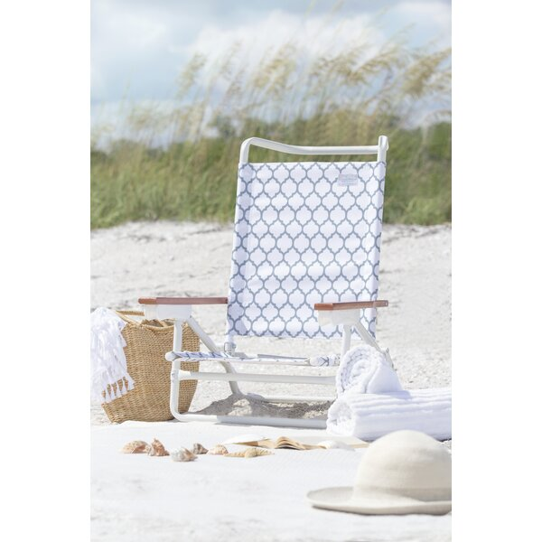 Haven Reclining Beach Chair by SittinPrettyLLC SittinPrettyLLC