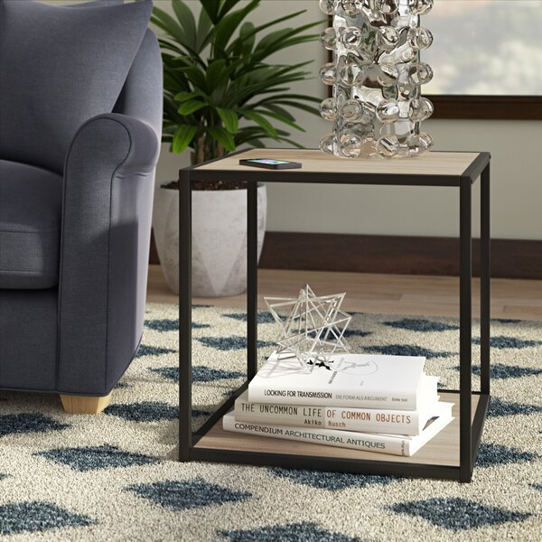 Nault End Table By Ebern Designs