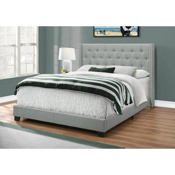Liskeard Upholstered Standard Bed by Alcott Hill