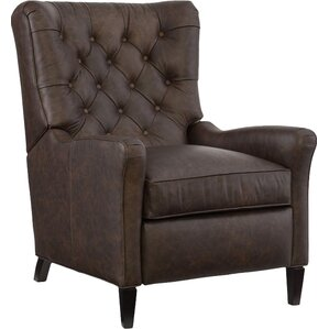 Mitchell Leather Recliner by Bradington-Young