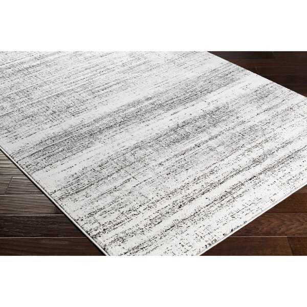 Anvi Gray Area Rug by Bungalow Rose