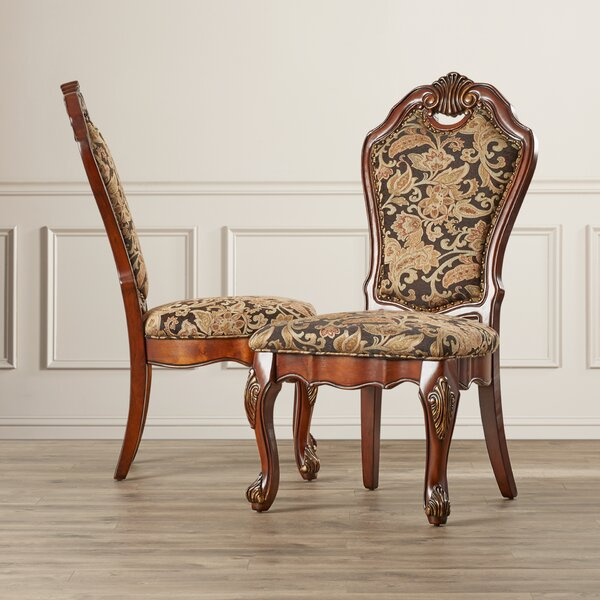 Tantallon Upholstered Dining Chair (Set of 2) by Astoria Grand Astoria Grand