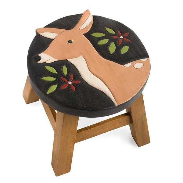 Deer Accent Stool by Plow & Hearth