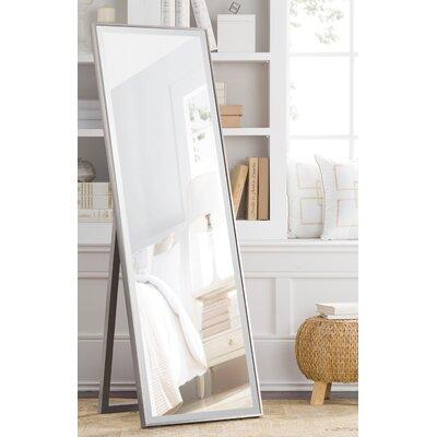 Petaluma Ultra Modern Beveled Cheval Mirror
