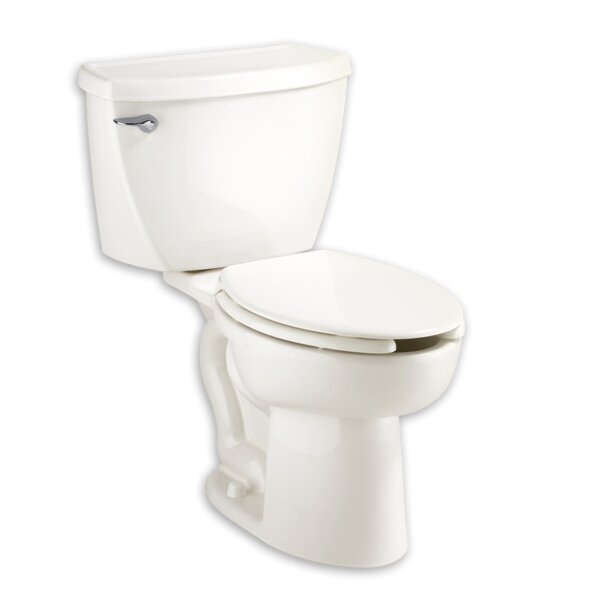 Cadet Flowise Right Height 1.1 GPF Elongated Two-Piece Toilet by American Standard