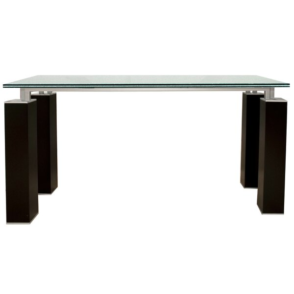 Orren Ellis Brown Console Tables