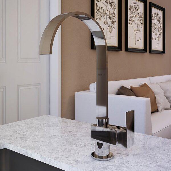 Karsen Single Handle Kitchen Faucet by Design House
