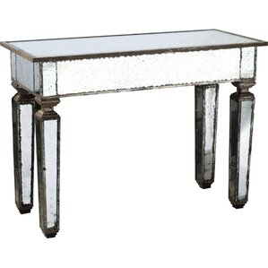 Isidoro Mirror Console Table by Willa Arlo Interiors