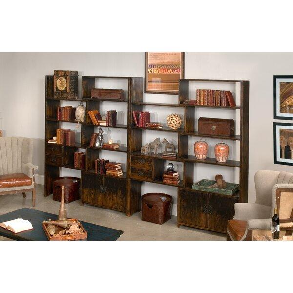 Expanding Library Bookcase by Sarreid Ltd Sarreid Ltd