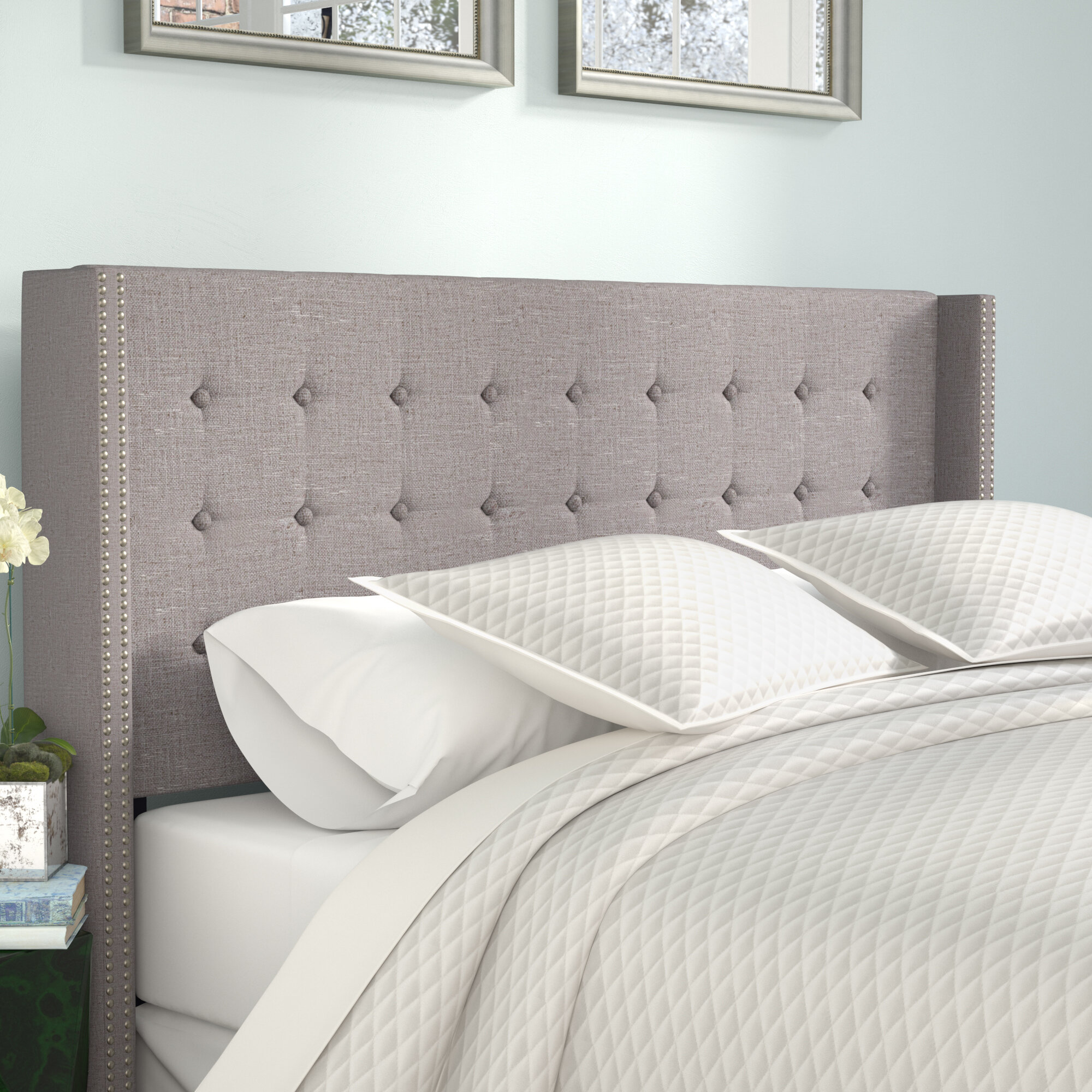 twin bed tufted skyline footboard bedroom designs with headboard wingback marcelalcala