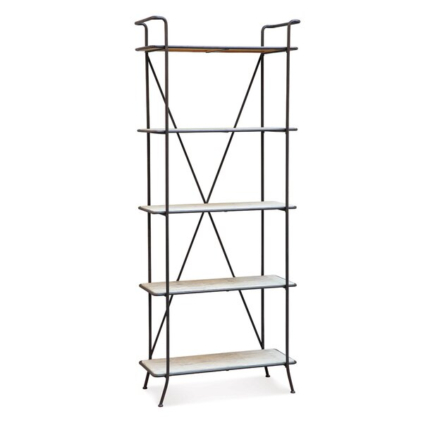 Fenton Etagere Bookcase by 17 Stories