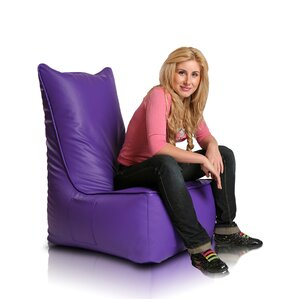 Bean Bag Lounger by Furini