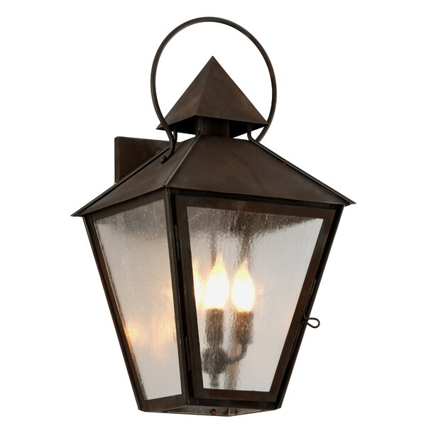 Ilbert 4-Light Outdoor Sconce by Canora Grey
