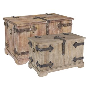Victorian 2 Piece Storage Trunk Set  sc 1 st  Joss u0026 Main & Trunks | Joss u0026 Main